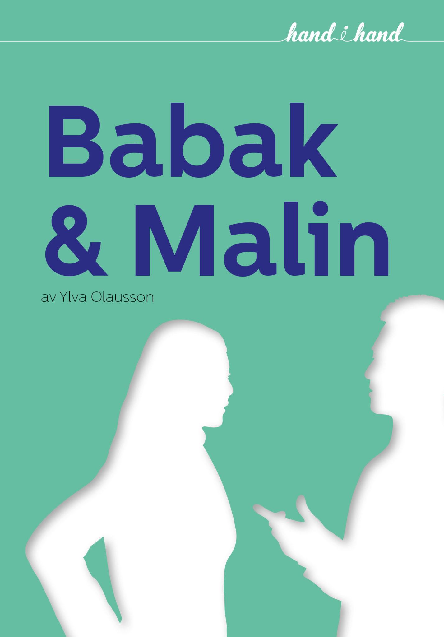 Babak och Malin av Ylva Olausson
